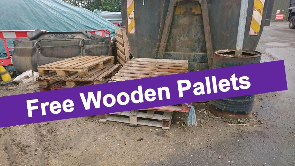 Free Wooden Pallets 1