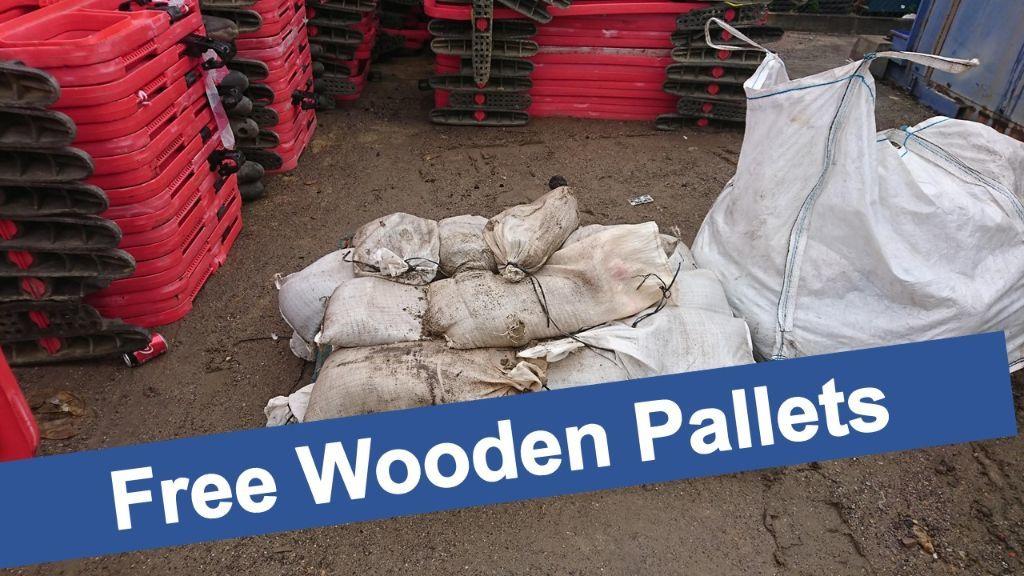 Free Used Sandbags